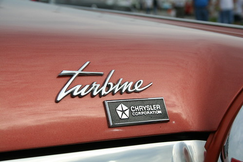 Chrysler Turbine Car 1962