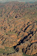 Aerial View of the Bungle Bungles (Peter Nijenhuis) Tags: aerialview australia westernaustralia purnululunationalpark bunglebungle ef70300mmf456isusm 400d peternijenhuis