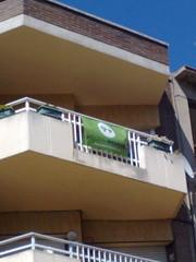 Balcó amb domàs per la Vegueria Penedès