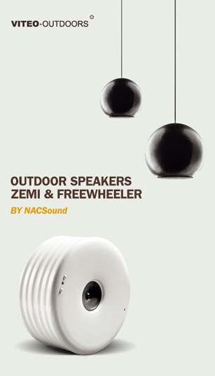 viteo outdoor - outdoor speakers