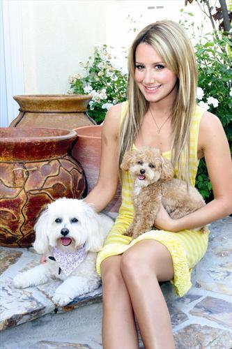 Ashley Tisdale by AshleyTisdale.