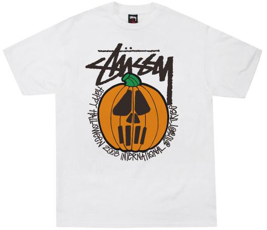 Stussy Happy Halloween 2008