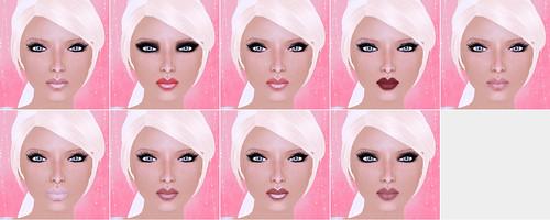 Kira Ahn V2 Skins! by you.