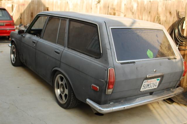 1972 Datsun 510 station wagon 2947952439_b015026bc2_o