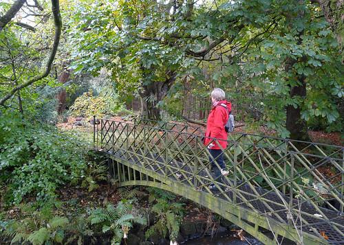 Blair cast iron bridge