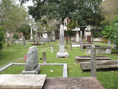 St. John's Lutheran Church graveyard