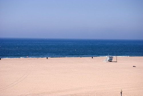 Santa Monica Pier and Beach 45