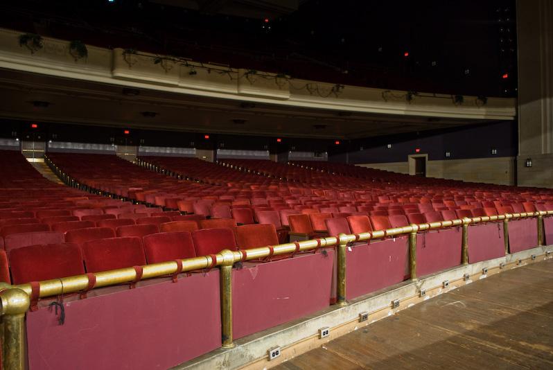 empty hall 1