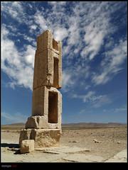 Cambyses temple (Mohammad*) Tags: persian iran shiraz cyrus marduk pasargad cambyses kambūjia upcoming:event=1070966 koroushgreat کمبوجیه 522bc