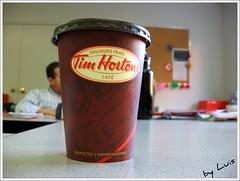 Tim Hortons Café