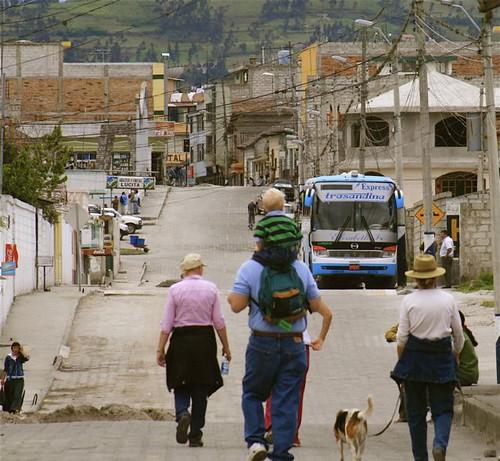 Ecuador-cotacachi-entrance