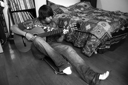 Guitar + Sk8te + [...]