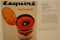 George Lois, Esquire. New York Moma