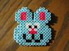 Perler Beads Bunny Rabbit (Kid's Birthday Parties) Tags: rabbit bunny kids easter beads crafts kidscrafts fusebeads hamabeads perlerbeads