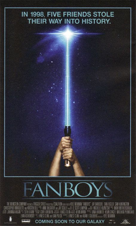 affiche fanboys poster