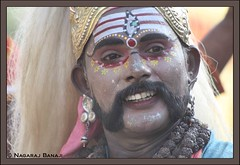Hampi Utsav 2008 (Nagaraj B R) Tags: music india canon temple dance traditional culture celebration hampi 450d bwsnov2rd4thhampi utsav2008 hampiutsav2008