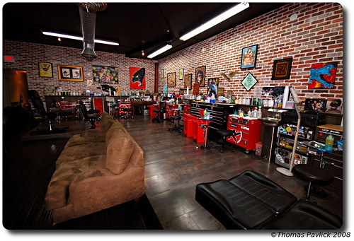 Miami Ink is a reality show on TLC that follows the events that take place