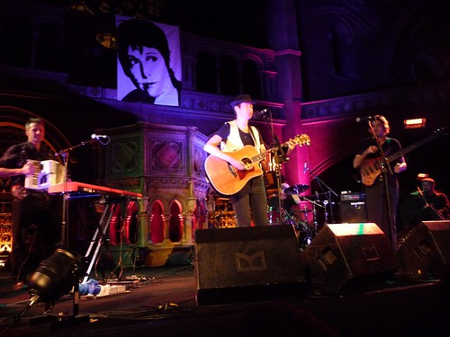 Michelle Shocked - Union Chapel