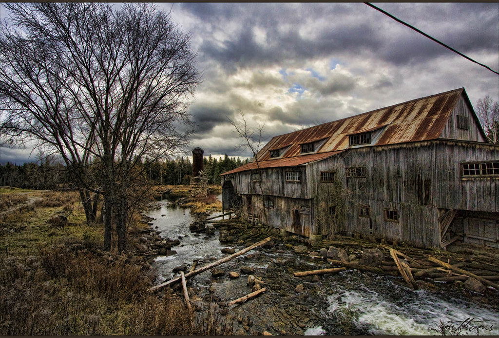 The Old Sawmill