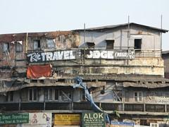 Decrepit travel lodge - Delhi, India