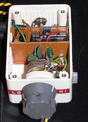 Oner TX - Internal View - 2 (MJR Radio & Electronics) Tags: radio ham homebrew shortwave transmitter hamradio amateurradio oner qrp