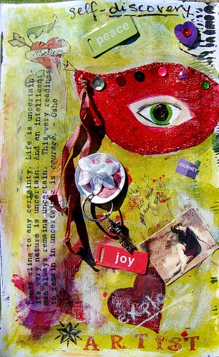 Possibility of Success journal page