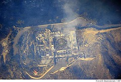 Mount Calvary Monastery and Retreat House - Santa Barbara, California.  Destroyed by fire November 14, 2008