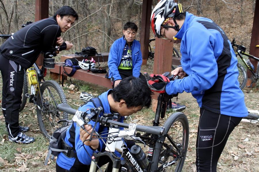 Fixing Bike(900)