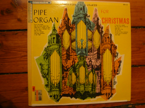 Pip Organ for Christmas