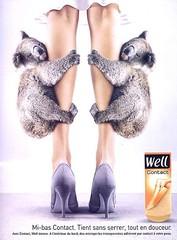 Sleeping Legs (hagerstenguy) Tags: bear sleeping woman sexy girl high highheels legs bears hose sleepy thighs koala heels pantyhose nylon