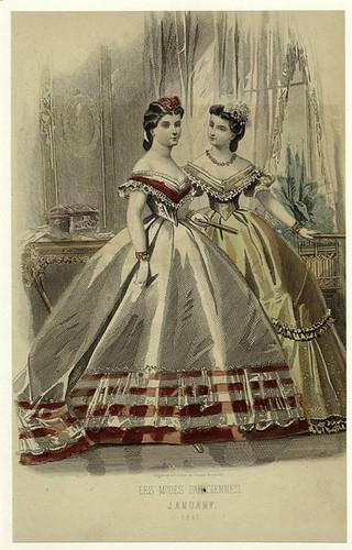 017-Les modes parisiennes 1865
