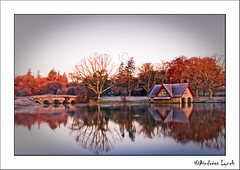 Winter Boathouse - Maynooth (ATL-Photography) Tags: bridge autumn ireland winter irish white house snow lynch cold fall ice colin club river golf photography frozen photo championship fishing long exposure frost open mark atl country cottage picture shell kerry rye course liffey photograph intel carton maynooth grounds monty kildare montgomerie leixlip clane omeara demense ballylongford aindreas anawesomeshot colorphotoaward damniwishidtakenthat atlphotography ladyemilyfitzgerald