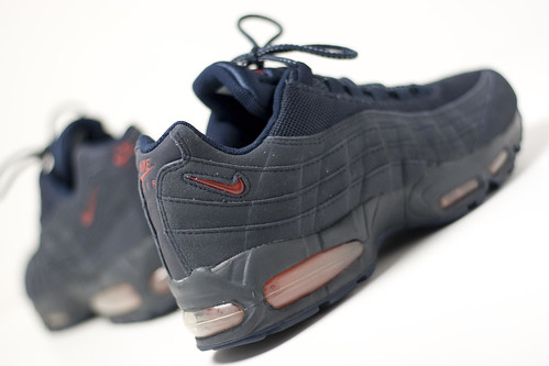 amazing selection nice cheap buying new Nike Air Max 95 City Navy Jewel - a photo on Flickriver