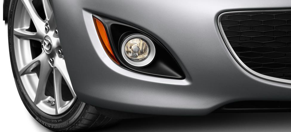 Halogen fog lights Mazda MX-5 Miata