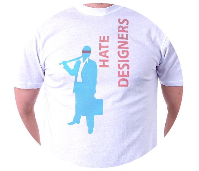 футболка для клиентов
