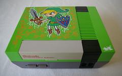 Nes Zelda (OSKUNK!) Tags: link zelda nes custom posca
