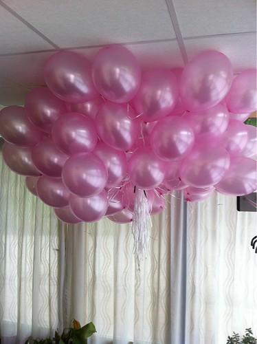 Heliumballonnen Uitvaart Begraafplaats Charlois
