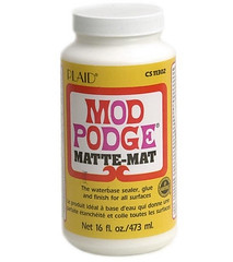 Mod Podge!