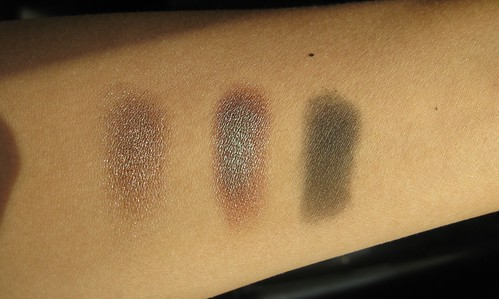 MUA eyeshadows