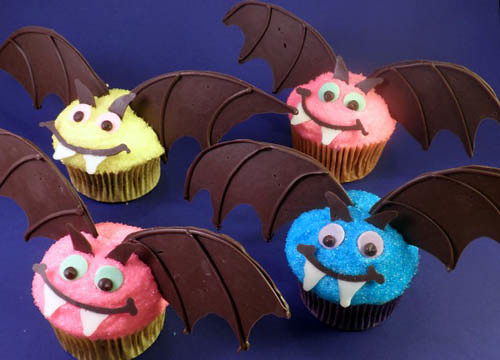 5872309174 2e7843fbae Vampire Cupcake Ideas, Perfect for Twilight and True Blood Fans – or Halloween!