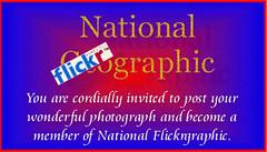 National Flickrgraphic Invite
