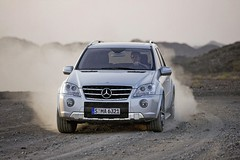 2008 Mercedes benz M-Class Facelift 6