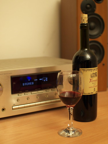 紅酒配jazz