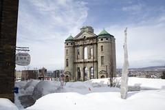 080329eglises 008 (Richard Rhal Roy) Tags: church de paul ruins quebec demolition qubec glise ruines dmolition saintvincent
