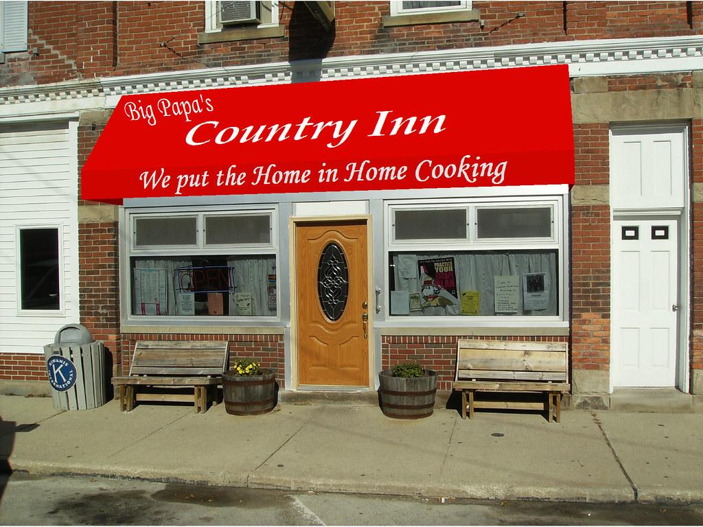 Country Inn rendering