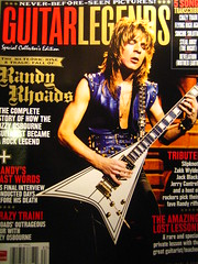 Randy Rhoads (rick) Tags: sanfrancisco magazine guitar legends randy rhoads 2008 ozzy randyrhoads guitarlegends