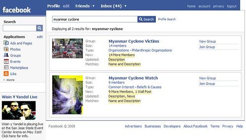 Facebook Myanmar