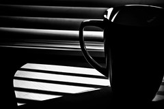 Nothing Like The Morning Cup Of Coffee (RLJ Photography NYC) Tags: morning cup coffee lines shadows mug bigmomma aplusphoto thepinnaclehof tphofweek7