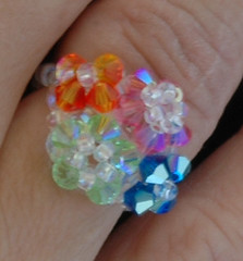 Flores (lauracuencalopez) Tags: anillos