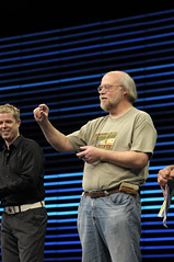 James Gosling and Chris Melissinos, General Session, JavaOne 2008